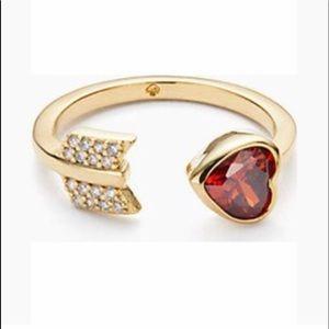 Kate spade Romantic  Rocks Ring ♥️